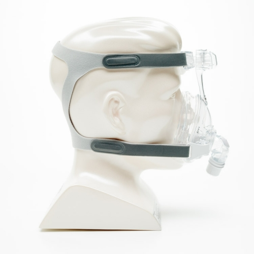 amara full face cpap mask gel or silicone cushion philips respironics