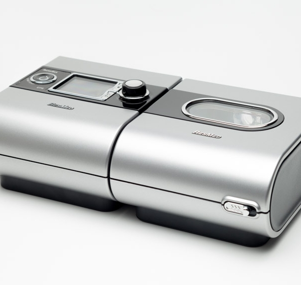 resmed s9 autoset cpap machine with h5i humidifier and climateline