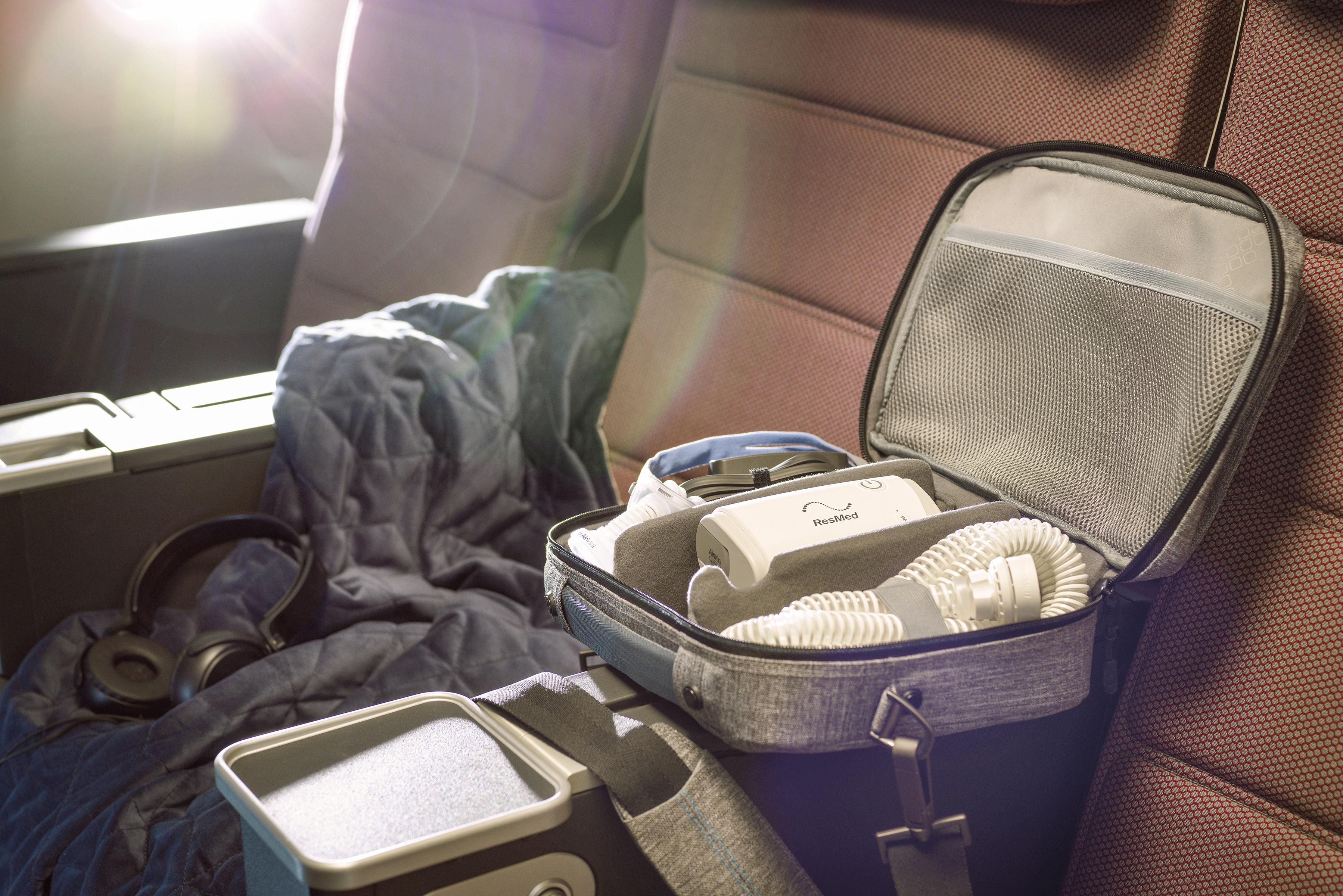 Airmini Premium Travel Bag Coastal Sleep