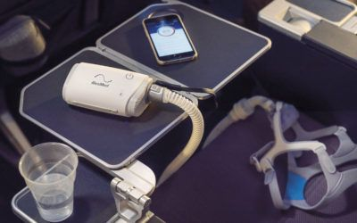 Small CPAP, Big Therapy! Travel with the AirMini CPAP machine